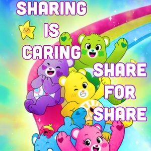 Share for share sharing is caring game